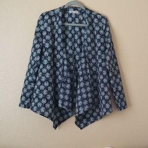 Downeast kimono